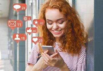 Communiquez via le social